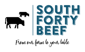 South 40 Beef logo